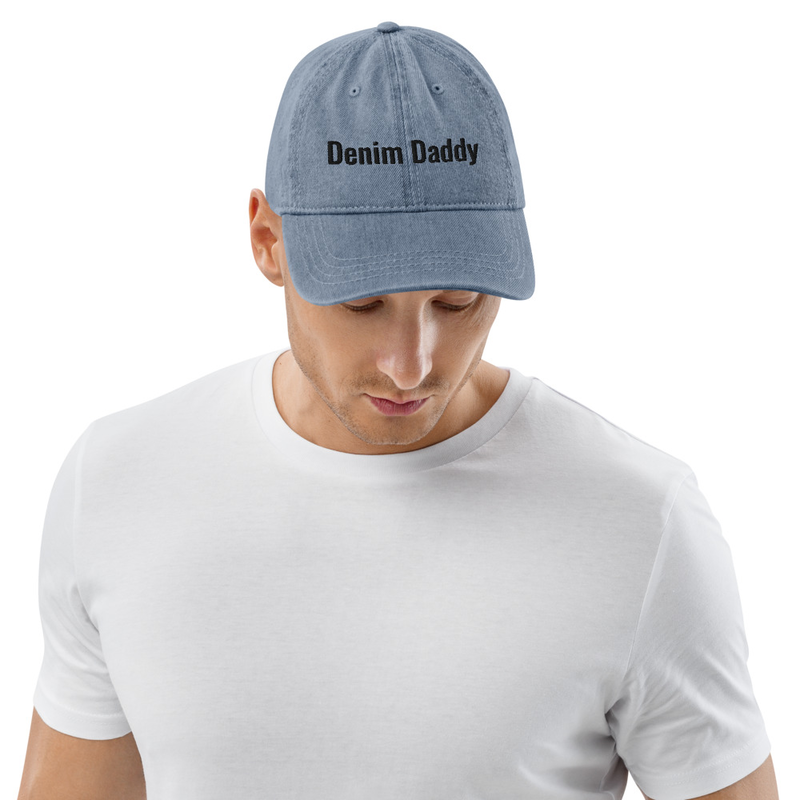 Denim Daddy - Dad Hat