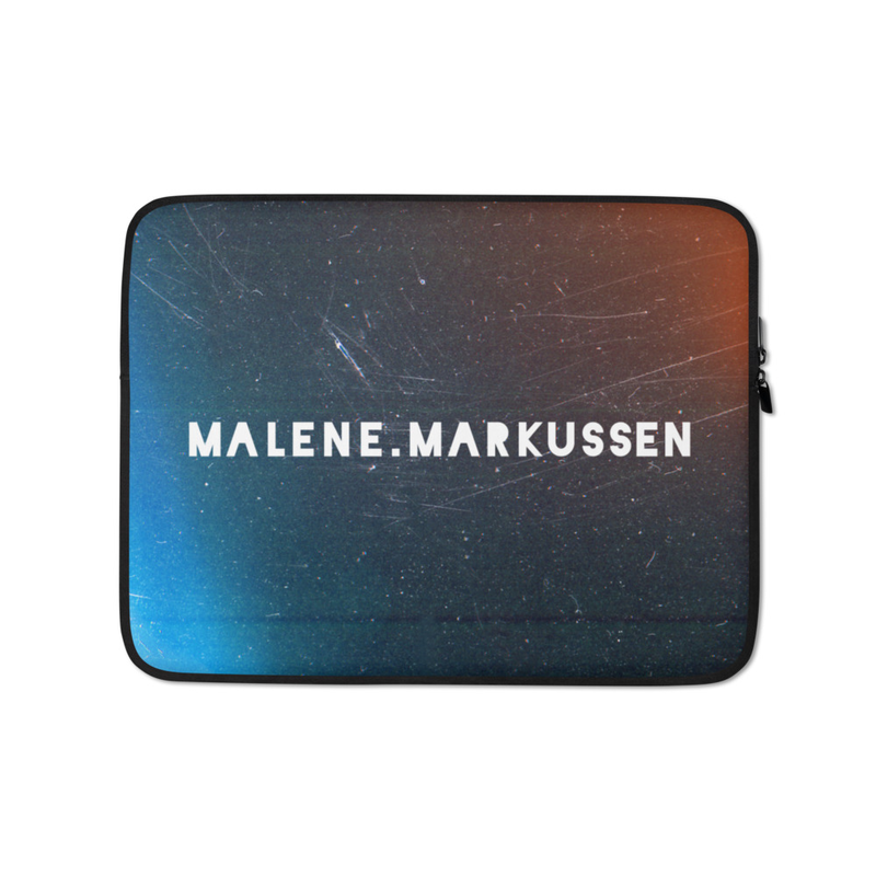 Laptop Sleeve Logo