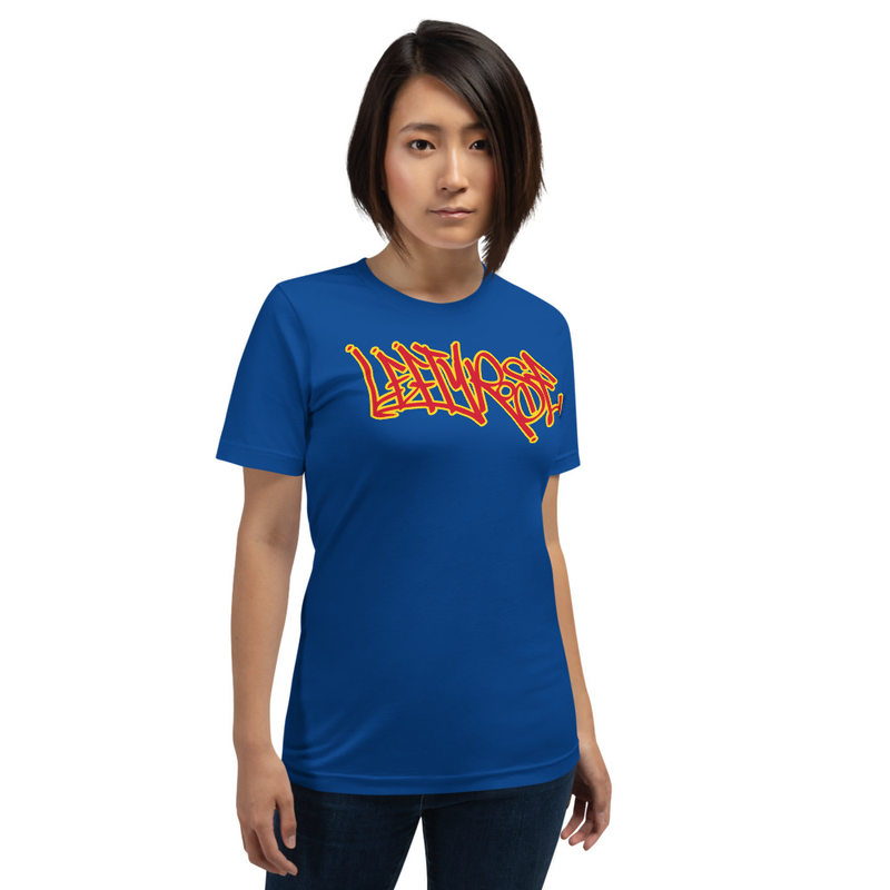 FILIPINO LOVE LR LOGO Short-Sleeve Unisex T-Shirt
