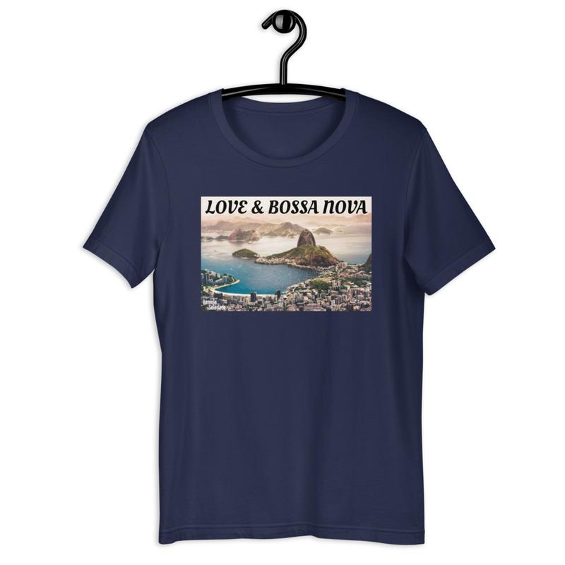 Guanabara Bay - Love & Bossa Nova Shirt