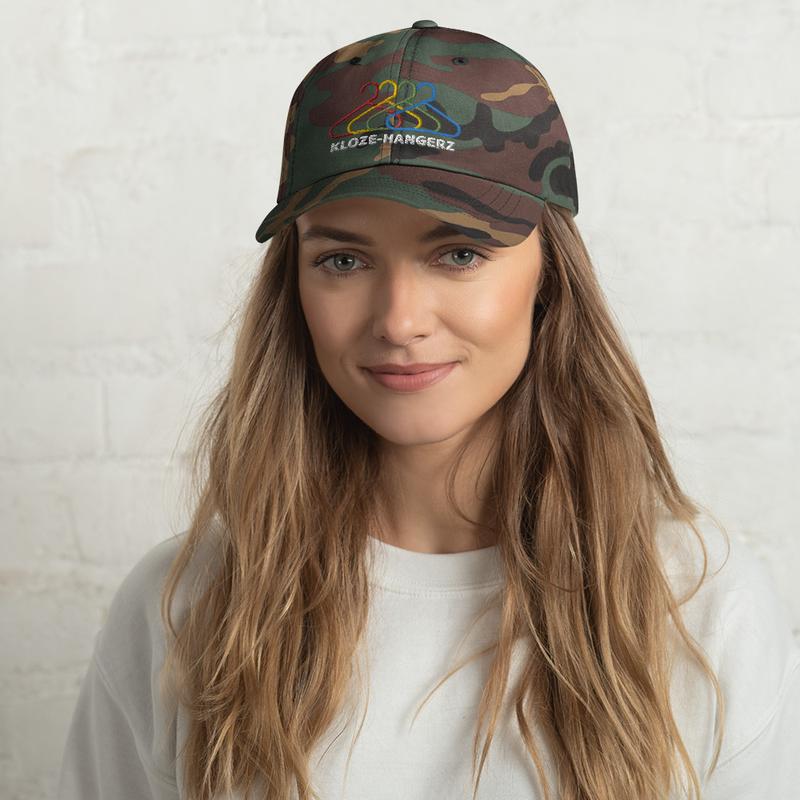 Kloze-Hangerz Hat (White Lettering) - Multiple colors available