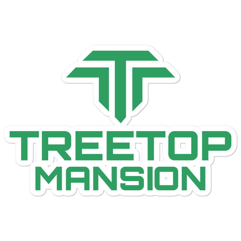 Kiss-Cut Sticker - TM Logo