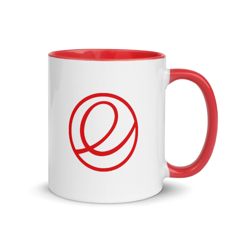 Color Logomark Mug (Multiple Colors)