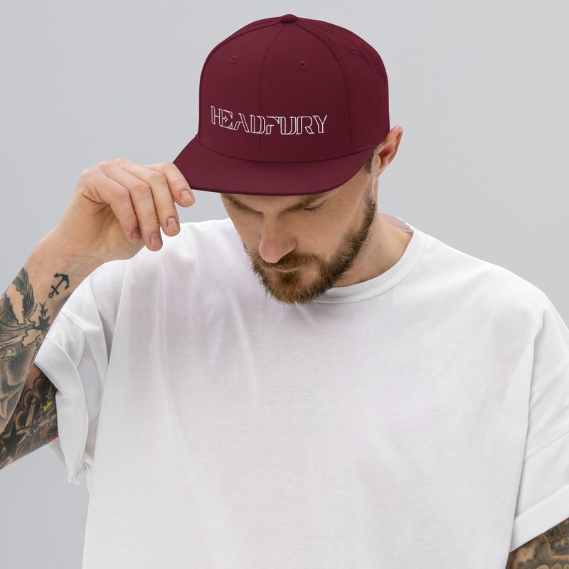 Snapback Hat - HEADFURY