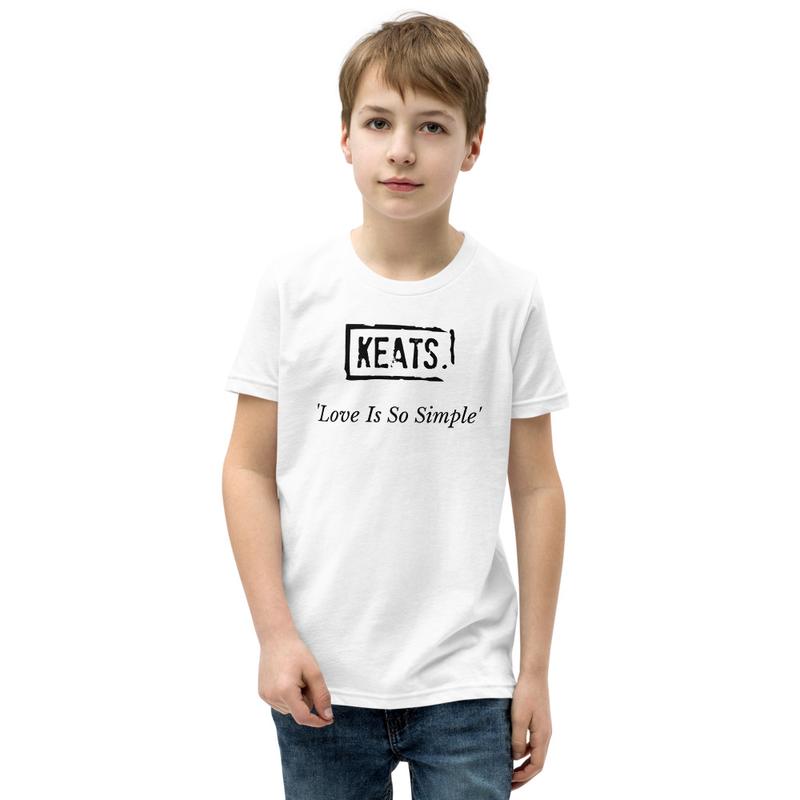 LOVE IS SO SIMPLE Tee - Kids