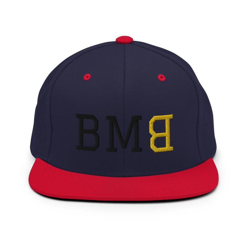 BMB - Snapback Hat