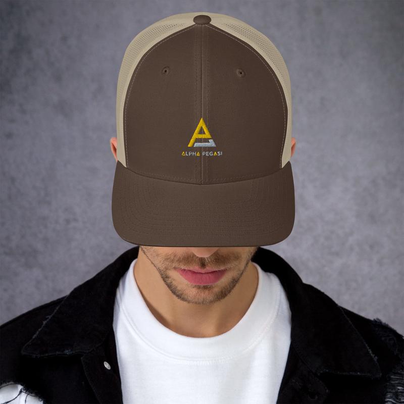 Alpha Trucker Cap