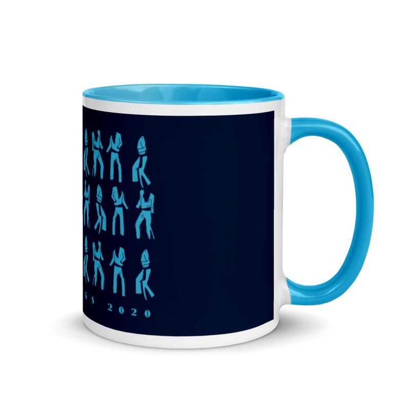 Headless Elvis Coffee Mug