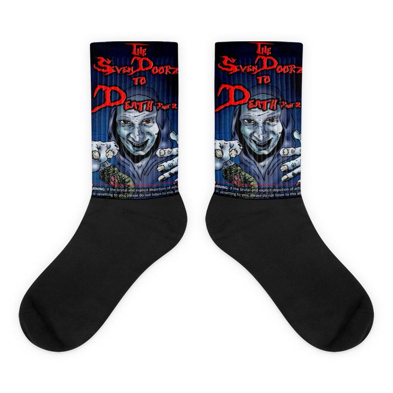 Seven Doorz To Death part 2 Socks