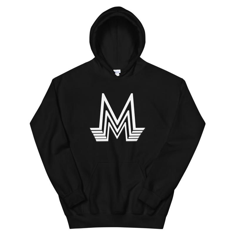 Metal AF Monte Mader Hoodie