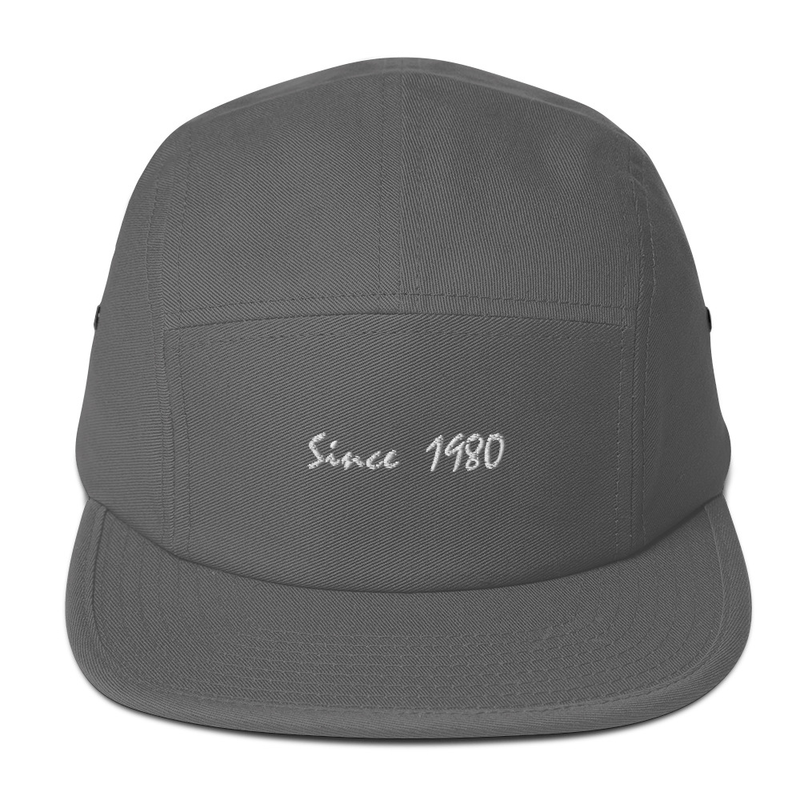 Since 1980 - Five Panel Cap