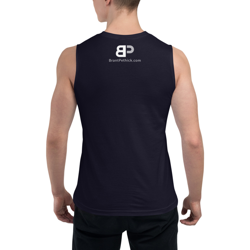 BP Music Muscle Shirt (Exclusive Brant Pethick)
