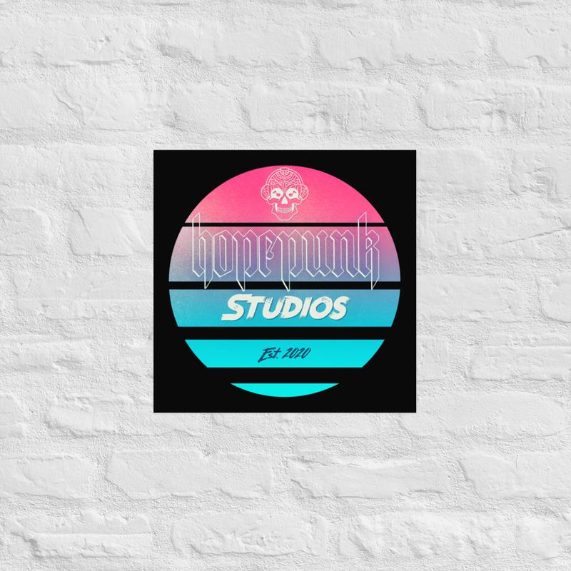 Poster - HopePunk Studios