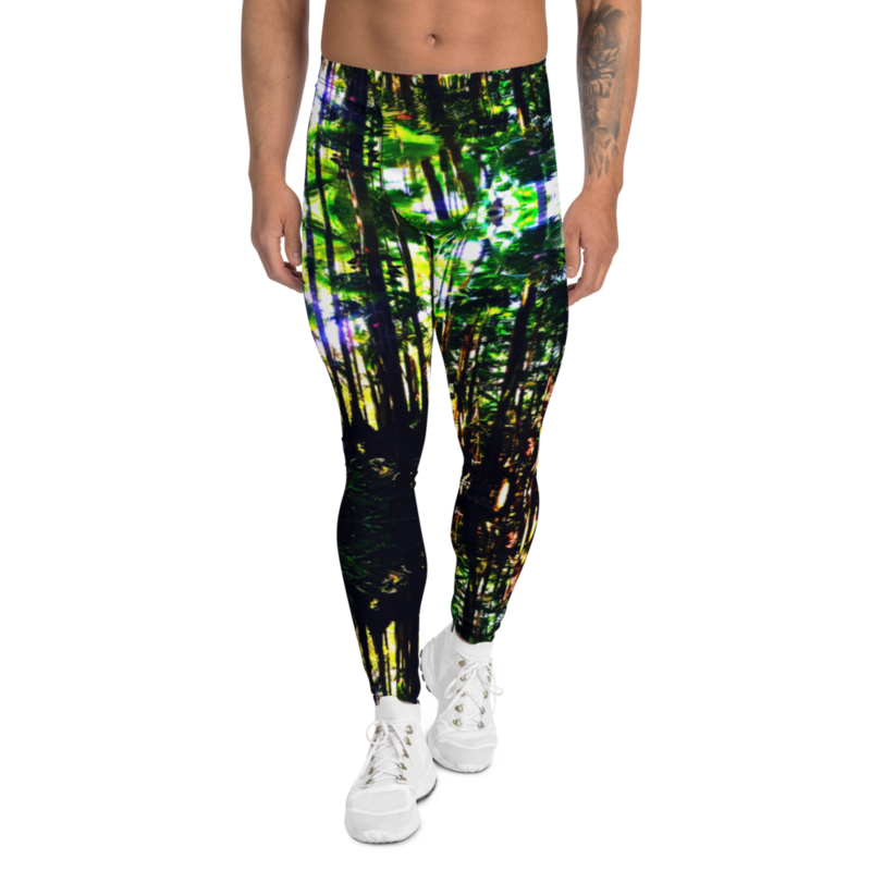 Hilo Jungle Men's Leggings