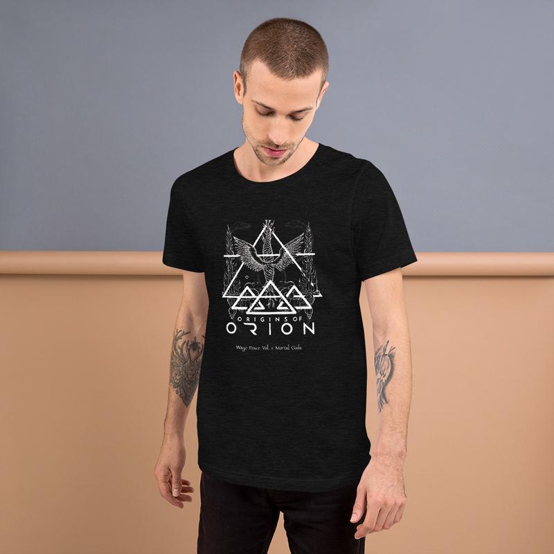 Wage Peace Sacrifice Premium Short-Sleeve Unisex T-Shirt