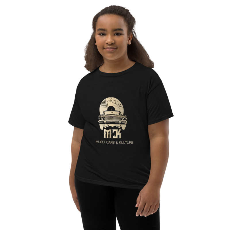 MCK...Youth Short Sleeve T-Shirt