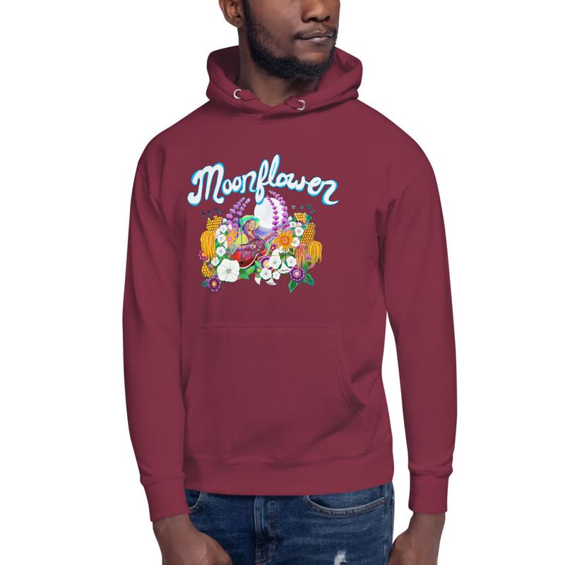 Moonflower Hoodie