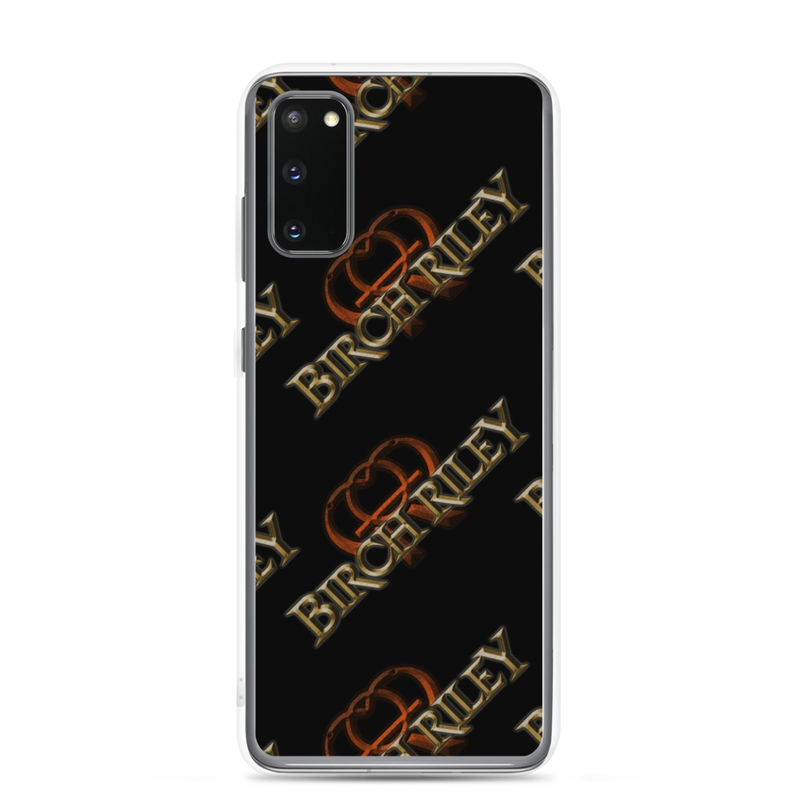 Birch Riley Logo Samsung Case