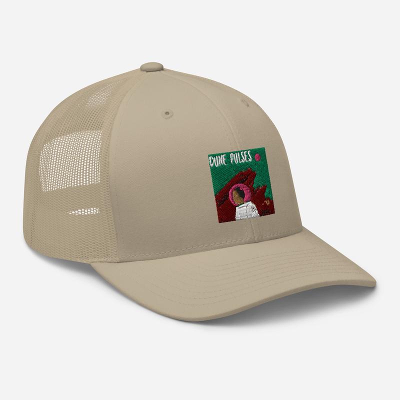 Trucker Cap (Dune Pulses - Astronaut)