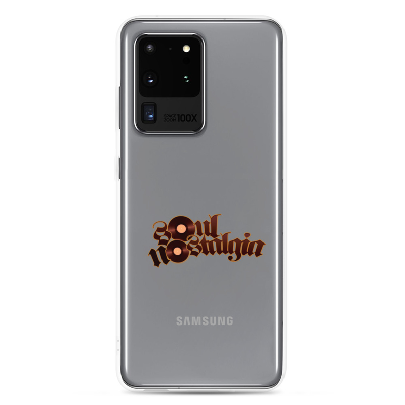 Soul Nostalgia Samsung Case