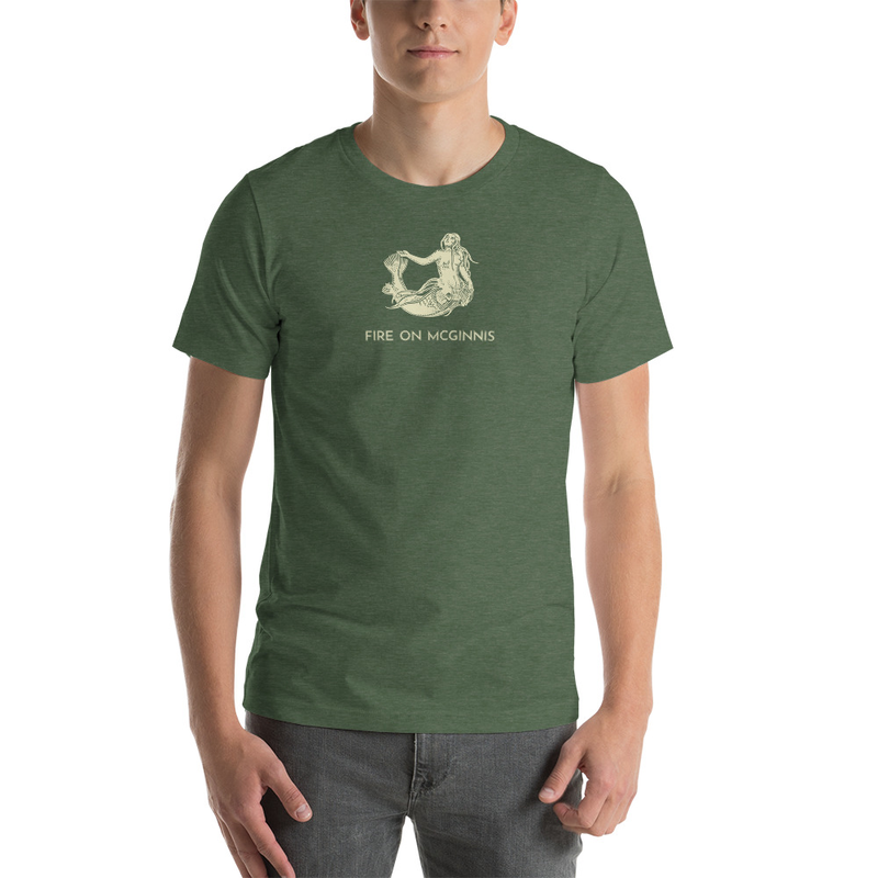 Fire on McGinnis Selkie Short-Sleeve Unisex T-Shirt
