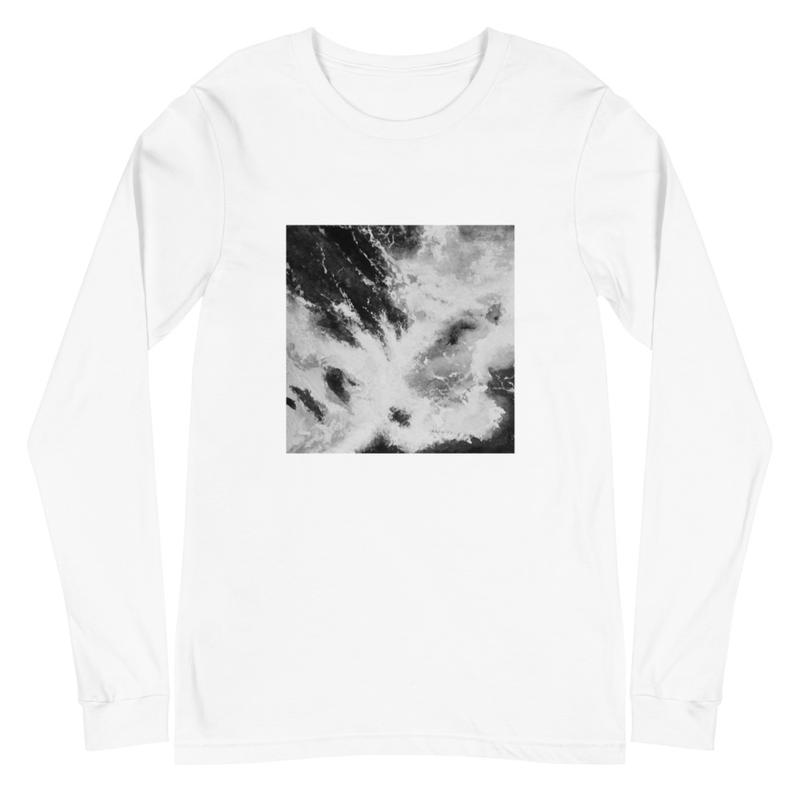 Long sleeve shirt: The Wind That Blew Through Battles