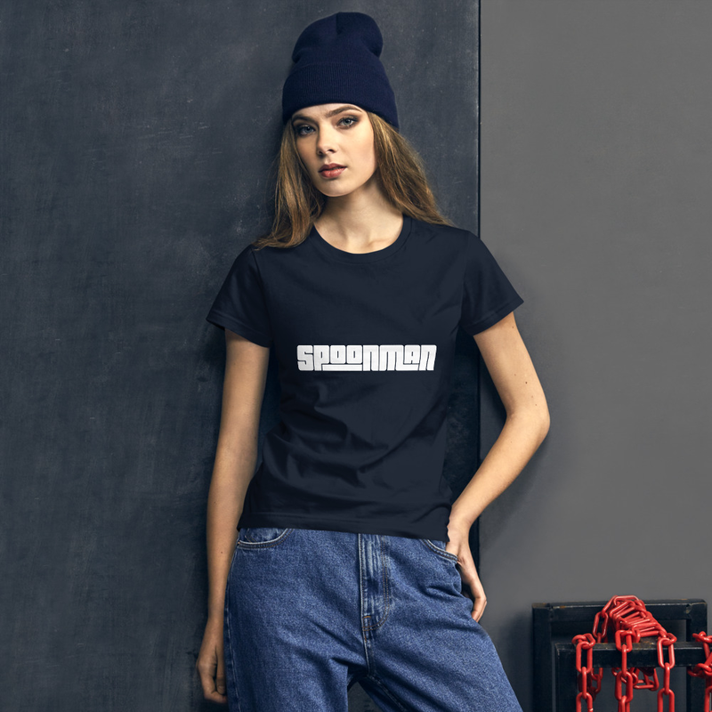 sPoonman Women's short sleeve t-shirt