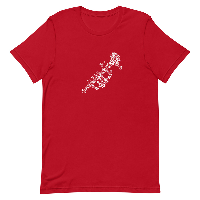 Trumpet Short-Sleeve Unisex T-Shirt