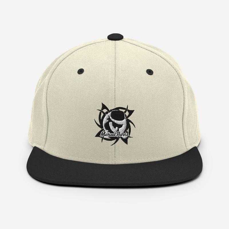 MB STAR Snapback Hat