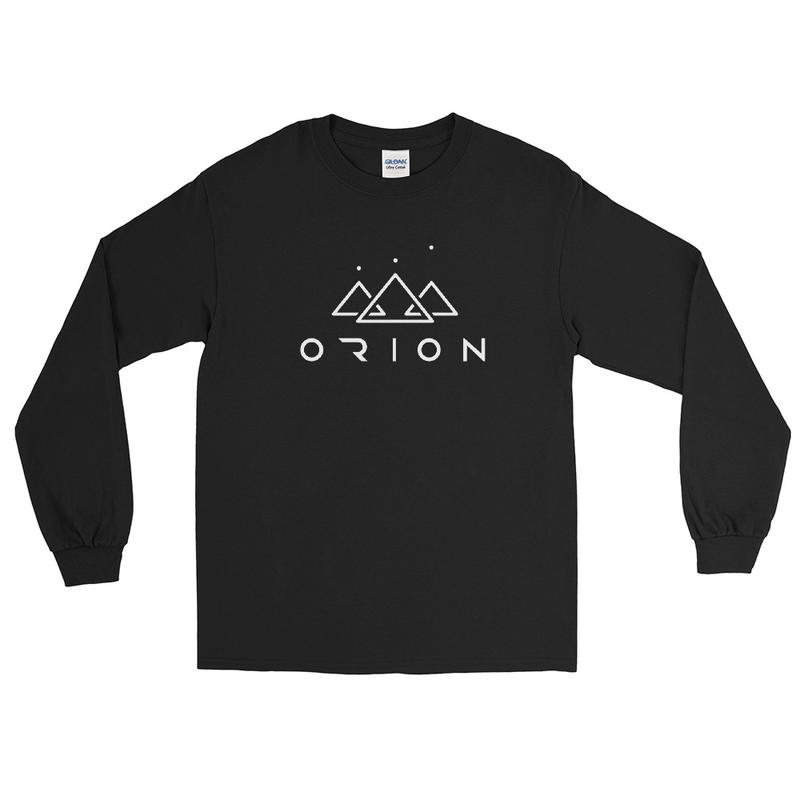 Orion Classic Logo Men's Long Sleeve Shirt