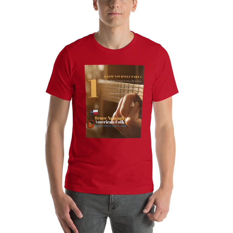 """""""Know Yourself Part 1"""" Short-Sleeve Unisex T-Shirt"""