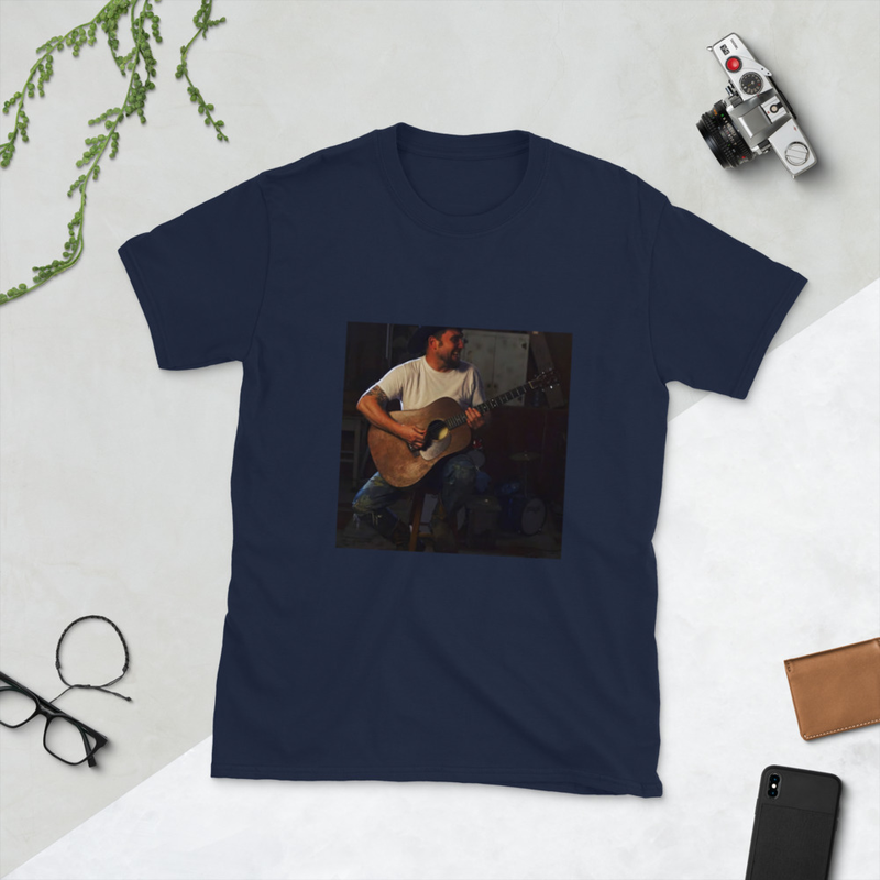 """Short-Sleeve """"All-In"""" album cover T-Shirt"""
