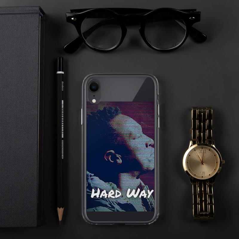 PettiKash New Single 2021 [Hard Way] Merch iPhone Case