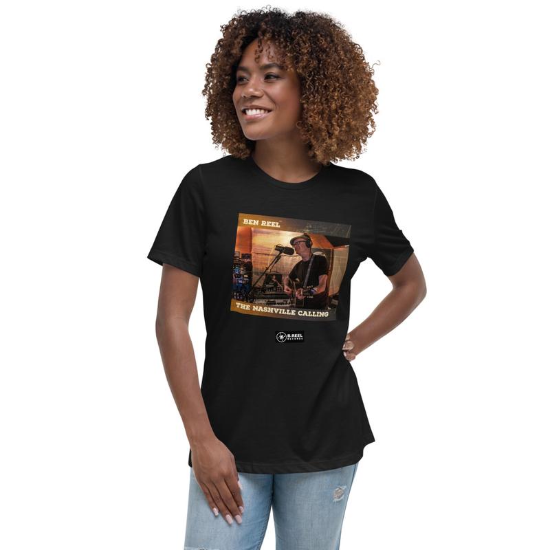 Nashville Calling Women's Relaxed T-Shirt