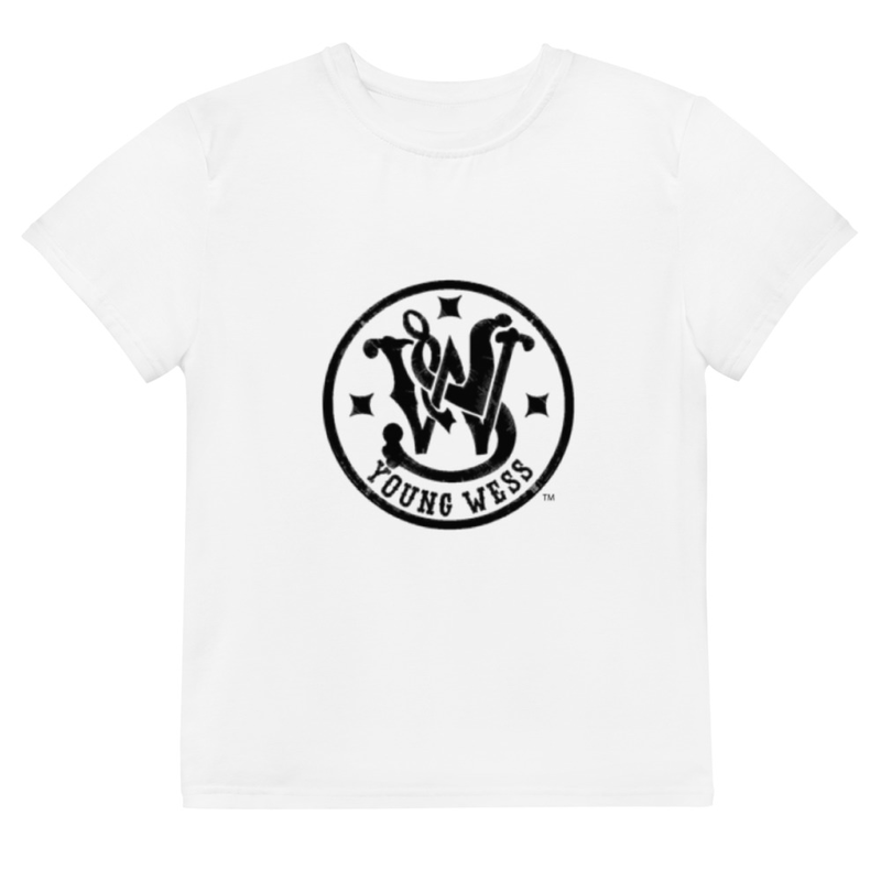 Young Wess Youth crew neck t-shirt