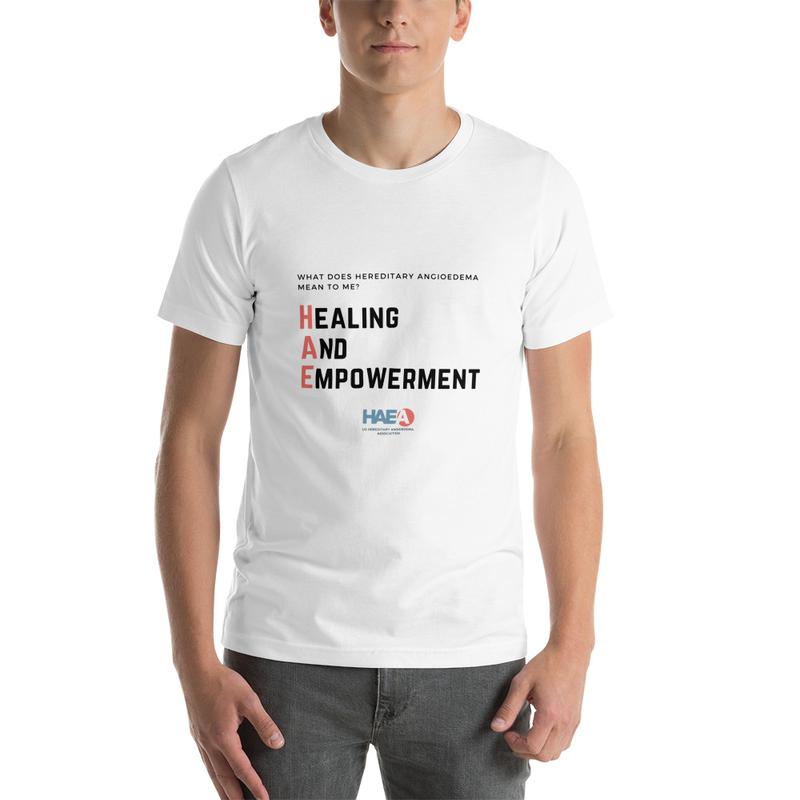 Apparel - Healing and Empowerment Short-Sleeve Unisex T-Shirt