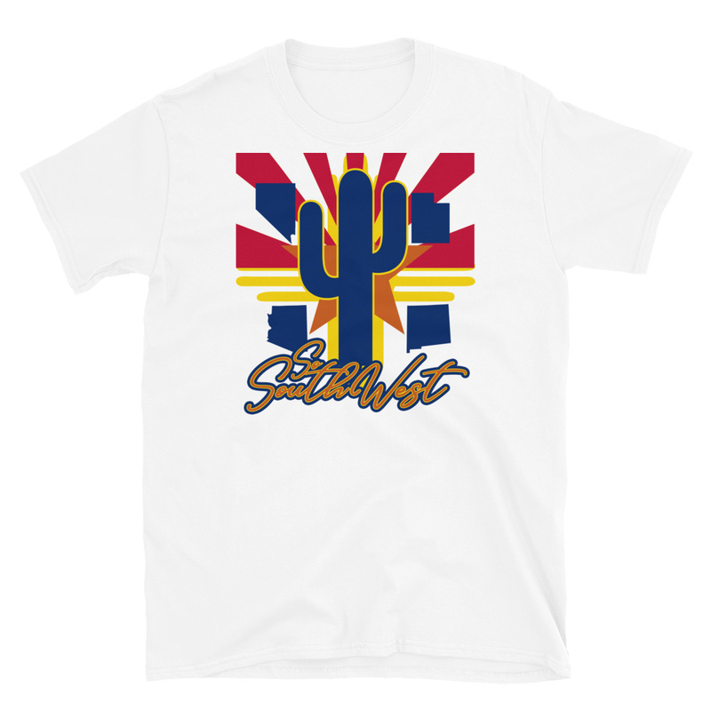 So South West Short-Sleeve Unisex T-Shirt