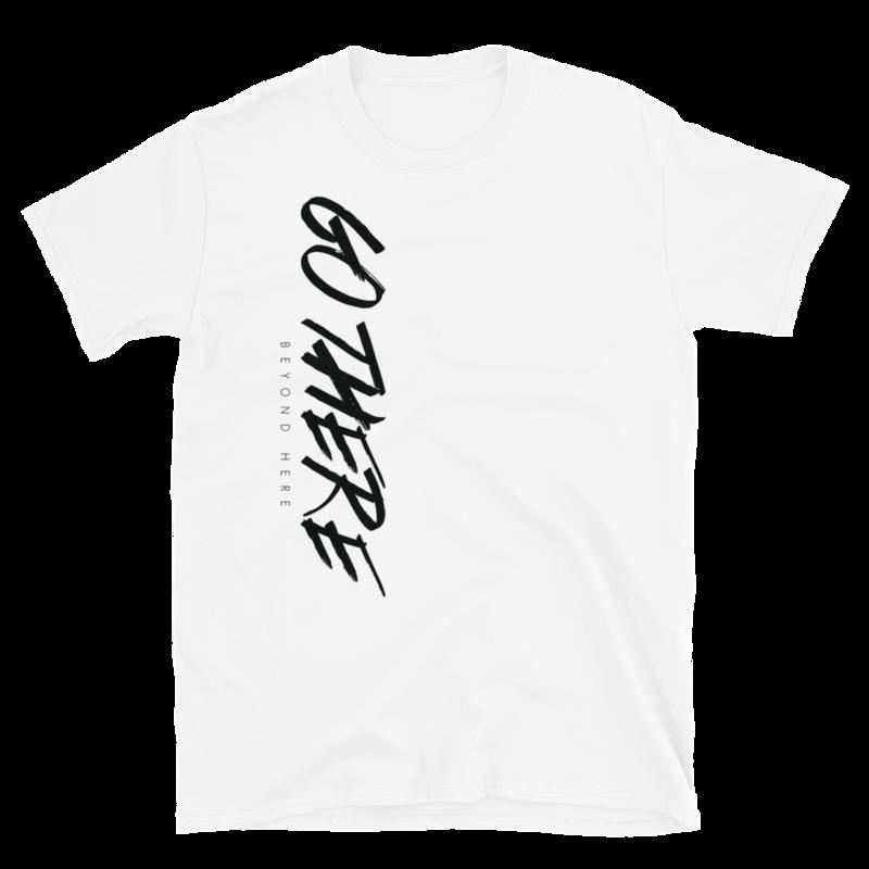 Go There Short-Sleeve Unisex T-Shirt