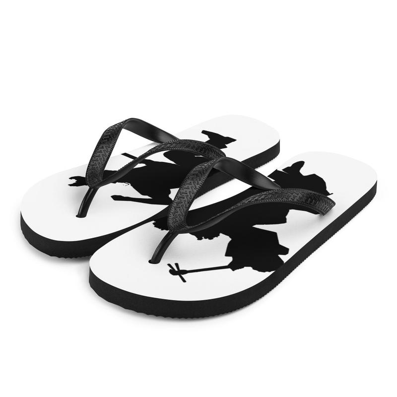 Okinawa Americana Flip-Flops