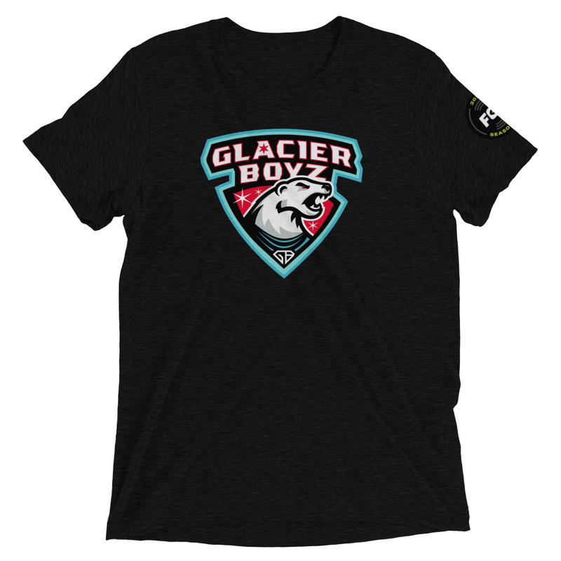 Glacier Boyz Unisex Premium Logo Tee product image (1)