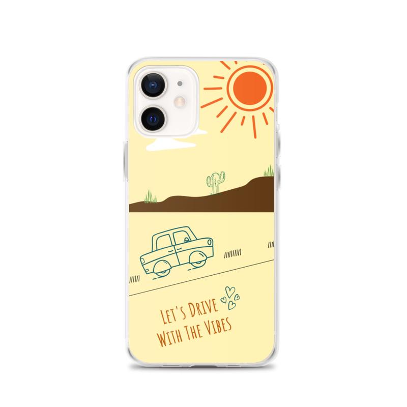 'Drive' iPhone Case