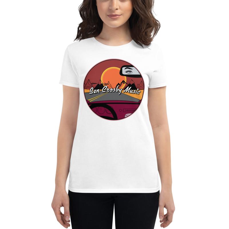 """Long Drive"" T-Shirt Ladies (7.95 Shipping)"