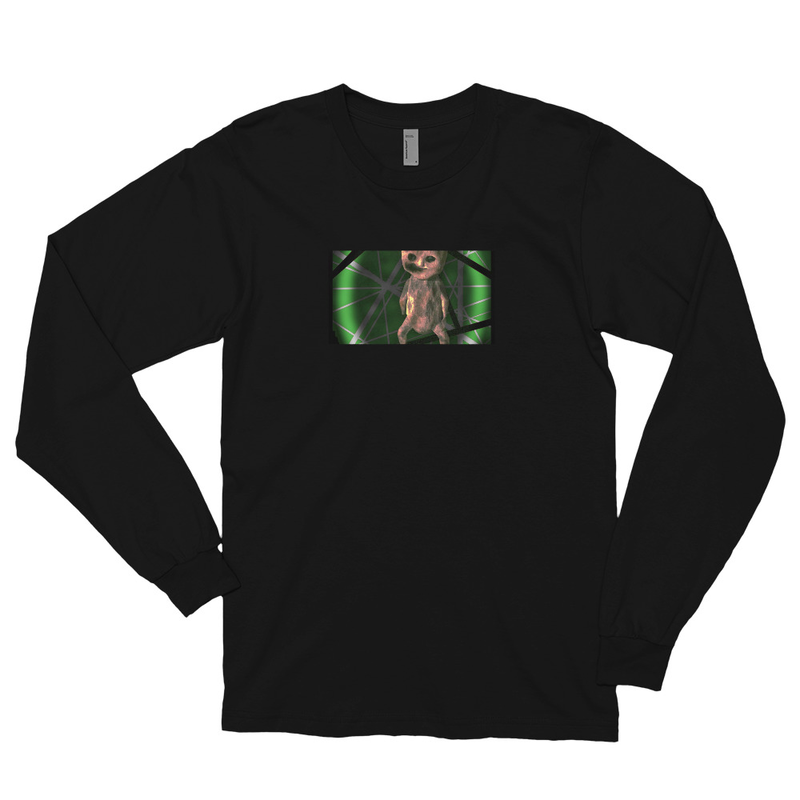 Long sleeve t-shirt with doll