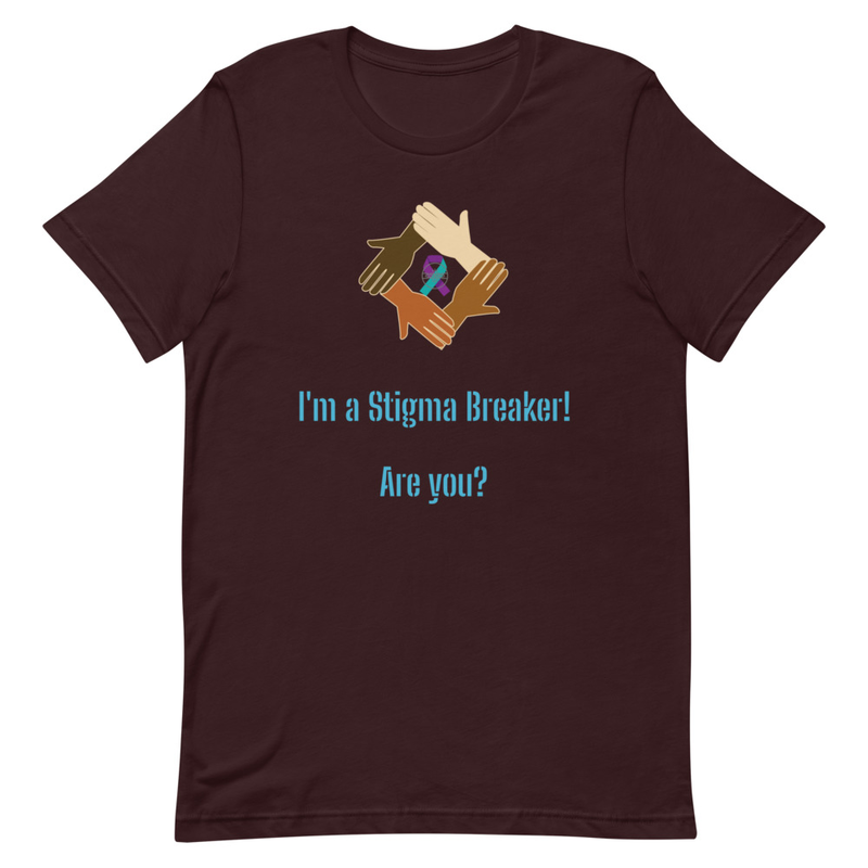 The Stigma Breakers' Collective Short-Sleeve Unisex T-Shirt
