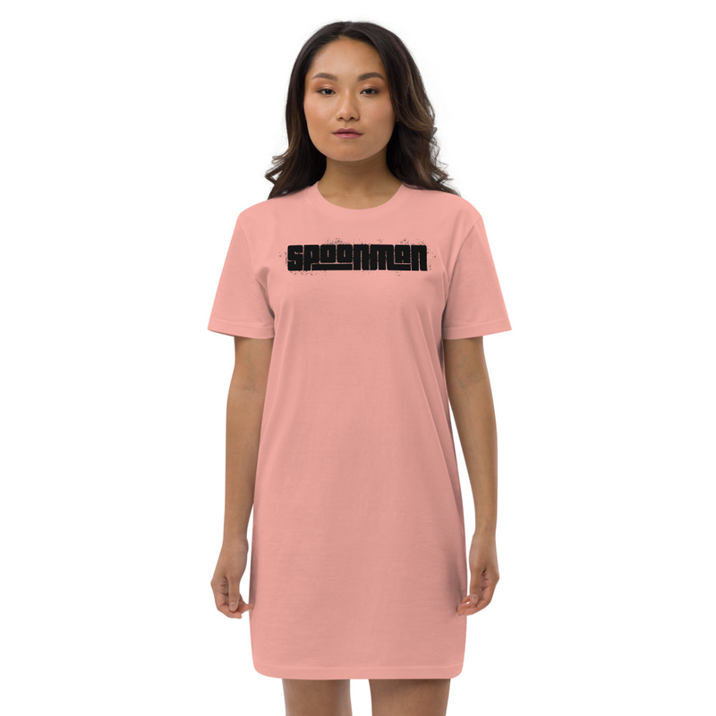 sPoonman Organic cotton t-shirt dress