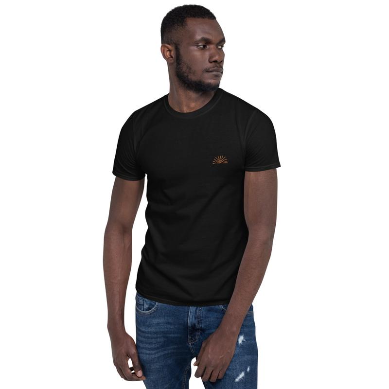Short-Sleeve Unisex T-Shirt - Heart Break Down