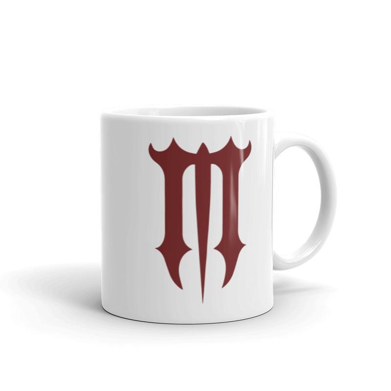 """Malacoda """"M"""" Mug"""