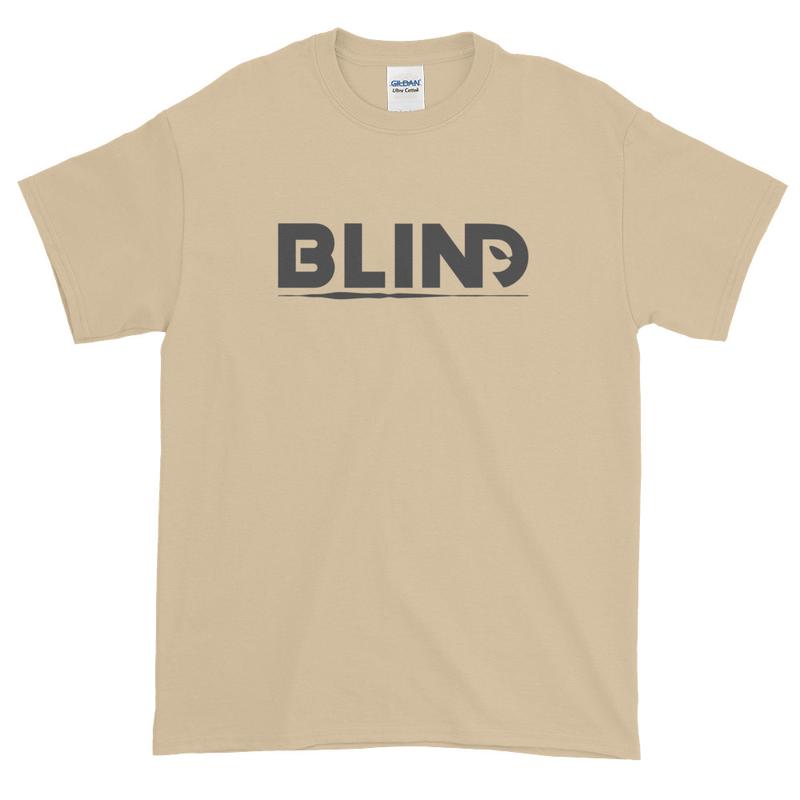 bLiNd Inverse Short-Sleeve T-Shirt (Colors)