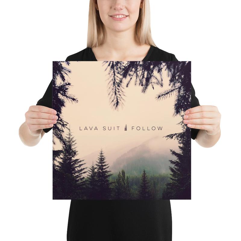 Poster - LAVA SUIT