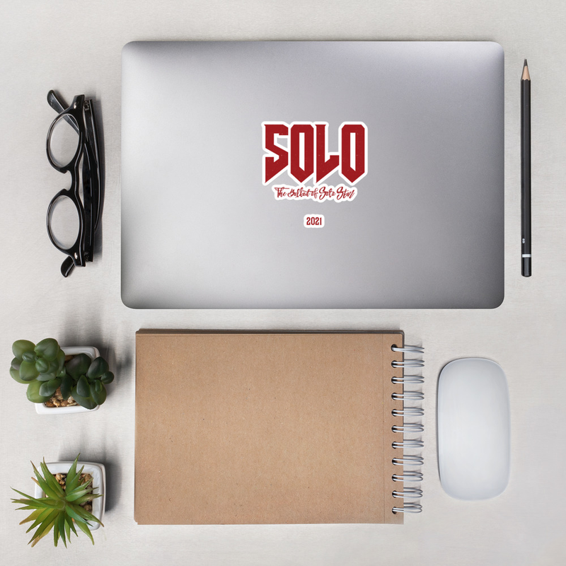 SOLO Official Stickers
